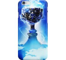 World Championship Trophy - League of Legends iPhone Case/Skin