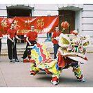 Dragon Dance by AuntieJ