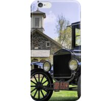 Model-T & Lutz Franklin iPhone Case/Skin