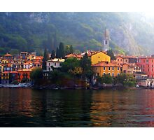 Town of Varenna Photographic Print