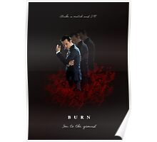 Moriarty: I Will Burn the Heart Out of You! Poster
