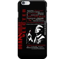 EVERYTHING HANNIBAL NBC iPhone Case/Skin
