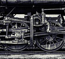 Industrial Train 1518 by Kadwell
