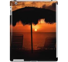 Eagle Beach Sunset iPad Case/Skin