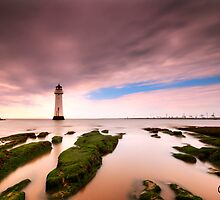 Perch Rock Lighthouse by Paul Corica