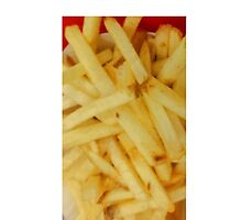 Fries  by muppetelias