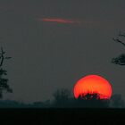 Sunset A134 by John Newson