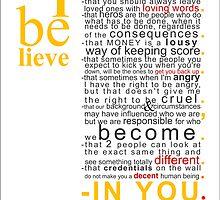 I Believe by jegustavsen