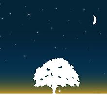 Silent Evening by ahbdigital