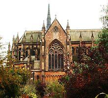 Arundel Cathedral by Mishka Góra