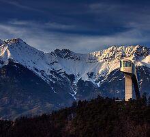 Mountain Architecture by Stefan Trenker