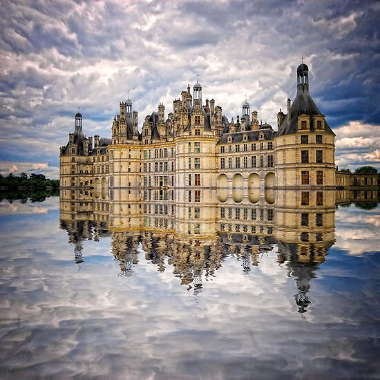 Chambord Dream by Philippe Sainte-Laudy