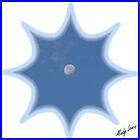 Graduation Moon by MINDYLEW