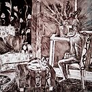 "The Room by Belinda ""BillyLee"" NYE (Printmaker)"