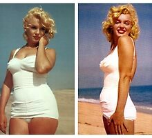 Marilyn Monroe  by KateAnn