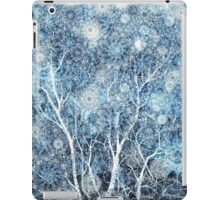 Canopy of Snow iPad Case/Skin