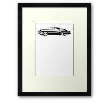 1949 Cadillac Coupe Framed Print