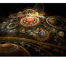 I Dream In Fractals Photographic Print