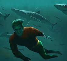Aquaman by TheFlash