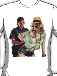 Naughty girl! T-Shirt