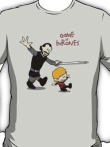 Tyrion and Bronn- Game of Thrones Shirt T-Shirt