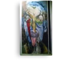 Charlie Manson Canvas Print