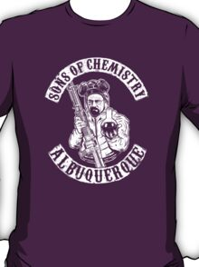 Sons of Chemistry- Breaking Bad Shirt T-Shirt