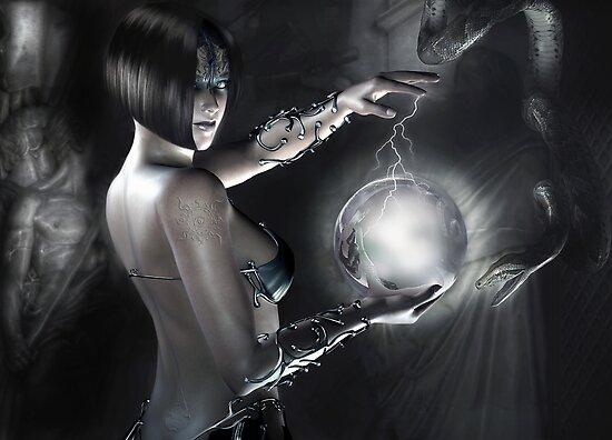Necromancy by Lyndseyh