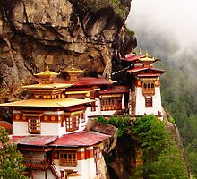 Tiger's Nest by iddytography