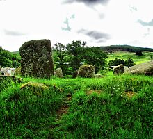 stone circle by davey lennox