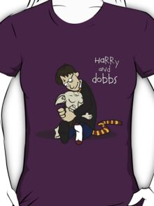 Harry and Dobbs- Harry Potter  T-Shirt