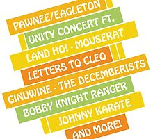 Pawnee/Eagleton Unity Concert by espanameg