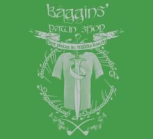 Baggins' Pawn Shop Kids Clothes