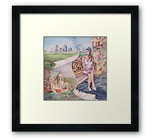 Claimed and Reclaimed Framed Print
