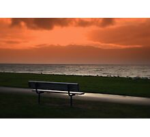 Bay View Photographic Print