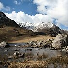 Llyn Idwal by celtes