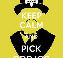 Pick Oddjob by Adam Garms