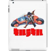 Kill la Akira iPad Case/Skin