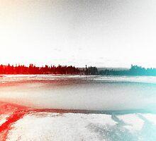 Digital Landscape #10 by Kevin Szymanski