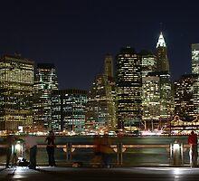 Pier View - New York City by ScottL
