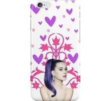 KATY PERRY is QUEEN iPhone Case/Skin