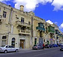 Valletta Street by Tom Gomez