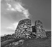 Drying Kiln, Lunna Ness Photographic Print