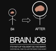 BRAIN JOB by webart
