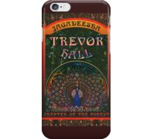 Trevor Hall | Chapter of the Forest Fan Made Poster V2 iPhone Case/Skin