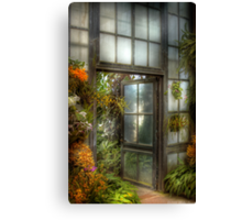 The Door to Paradise Canvas Print