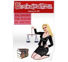 Boobapalooza: Balancing the Scales of Justice Poster