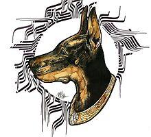 - Black Dog -  by MrKlevra