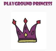 playground princess by PJ Ryan