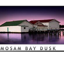 Mosman Bay Dusk by Kirk  Hille
